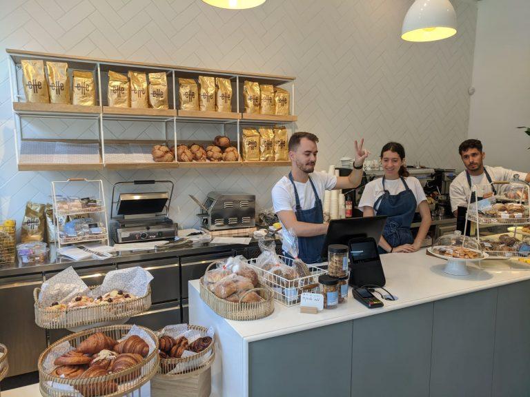 תוכנית עסקית למסעדת EMMA BAKERY - שולמן אסטרטגיה - 6.2021
