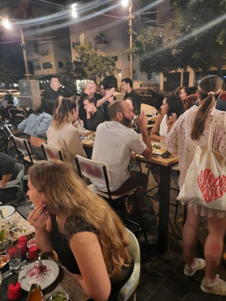 תוכנית עסקית למסעדת J17 - תל אביב